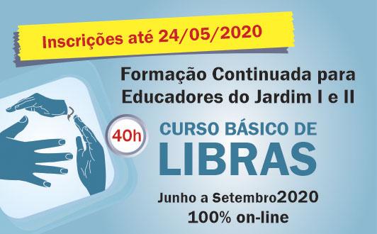 Curso Básico de Libras 2020